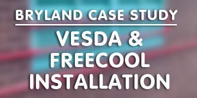 Case Study: VESDA installed with FreeCool Air Conditioning System