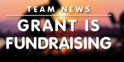 Support Grant on his Fundraising Journey!