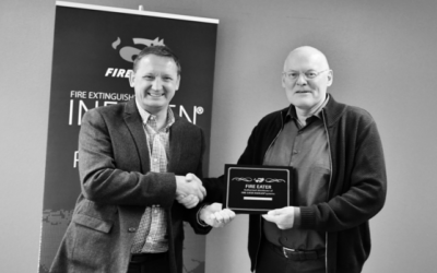 Bryland Fire Appointed Official UK Distributor for Fire Eater Systems